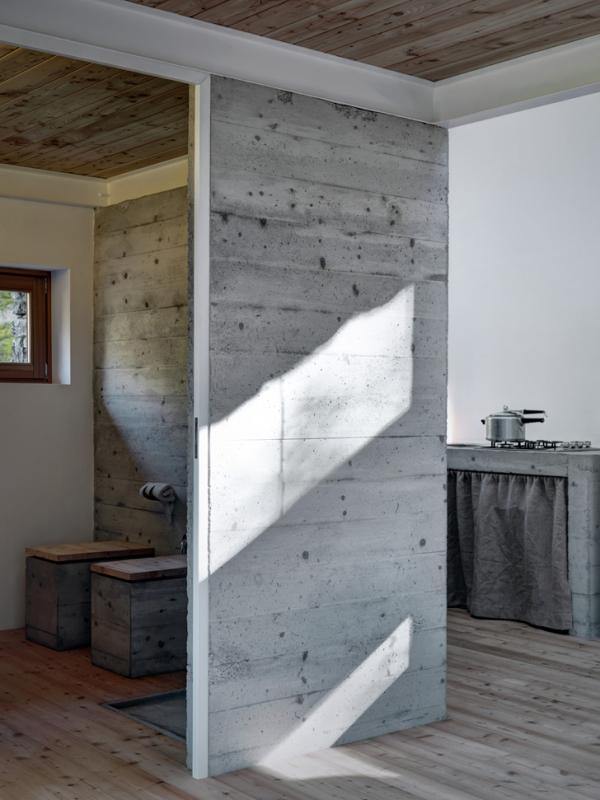 Concrete House ideas CASA VI by EV+A Lab 7