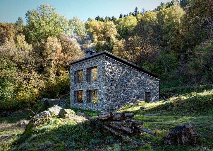 Concrete House ideas / CASA VI by EV+A Lab