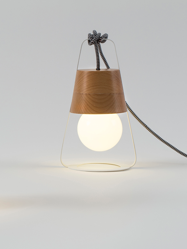 Lantern Lamp by HOP Design 3