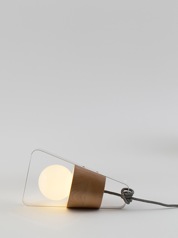 Lantern Lamp by HOP Design 5