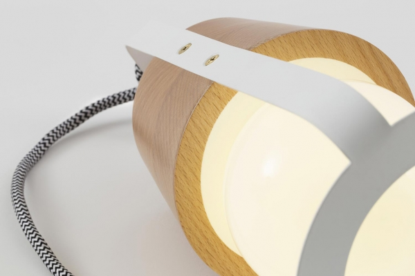 Lantern Lamp by HOP Design 6