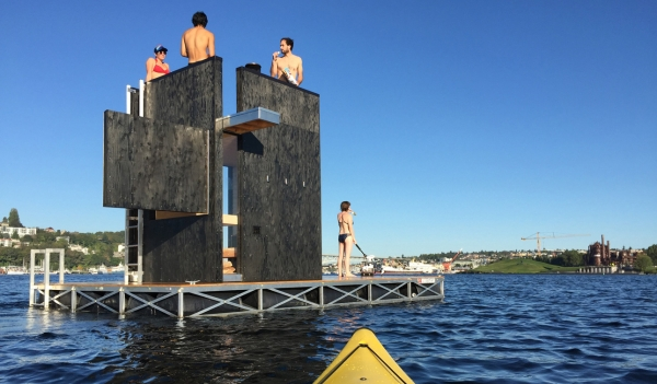 Floating Sauna by goCstudio 5