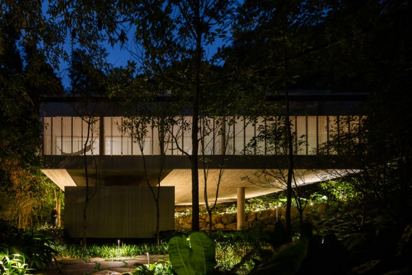 Forest Retreat ideas Casa Guaruja by Studio MK27 11