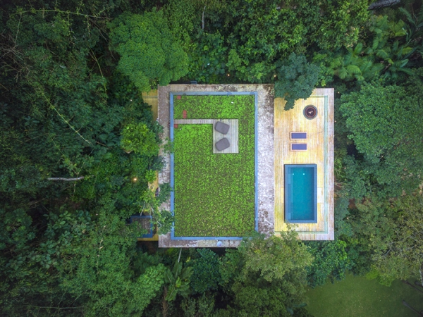 Forest Retreat ideas Casa Guaruja by Studio MK27 2