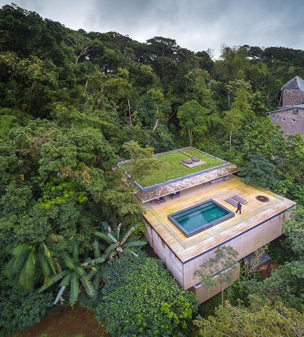 Forest Retreat ideas Casa Guaruja by Studio MK27 3
