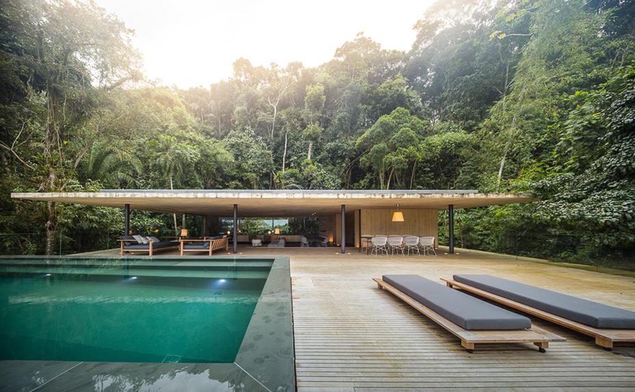 Forest Retreat Ideas Casa Guaruja By Studio Mk27 4 Ideasgn