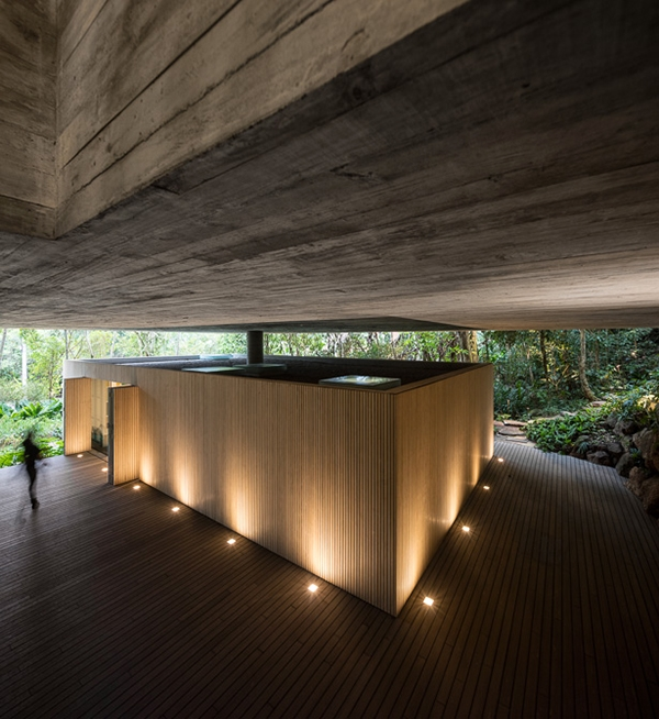 Forest Retreat ideas Casa Guaruja by Studio MK27 6
