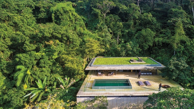 Forest Retreat ideas / Casa Guarujá by Studio MK27