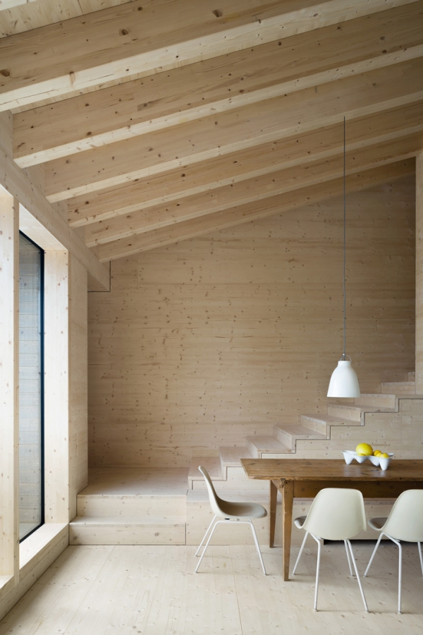 Timber House ideas Haus P by Yonder 7