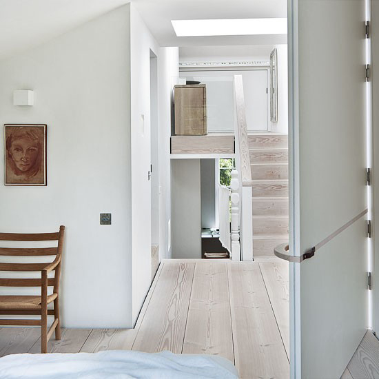 Terrace House ideas Victorian terrace in east London staircase