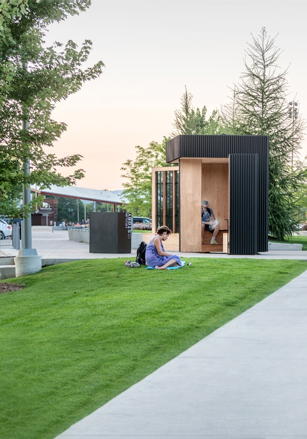Fold Library ideas Story Pod by AKB 3