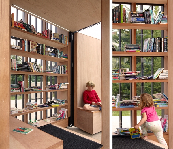 Fold Library ideas Story Pod by AKB 6