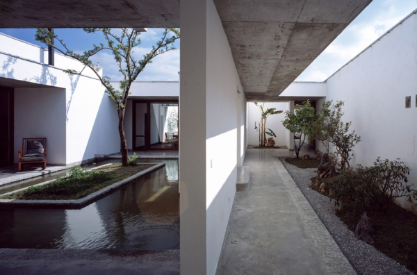 Zhu an Residence Dali by Zhaoyang Architects 5