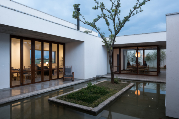 Zhu an Residence Dali by Zhaoyang Architects 6