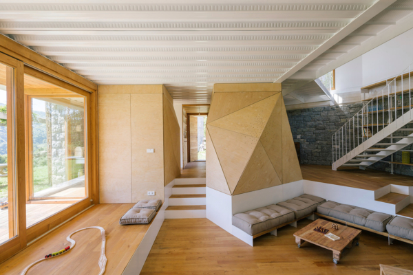 Refurbishment Barn House by PYO arquitectos 4
