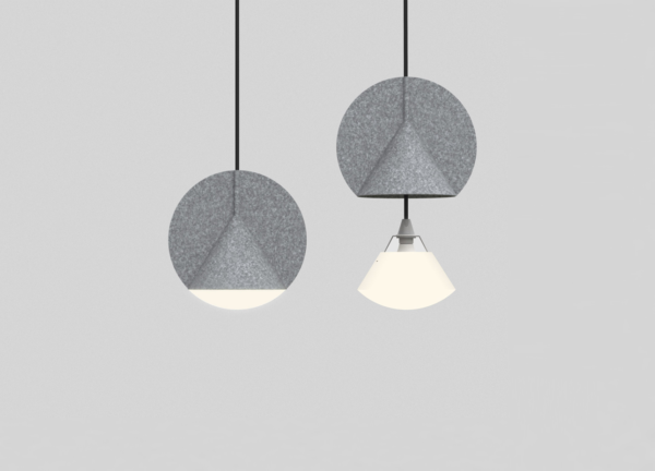 Stamp Pendant Lamp by Outofstock 2