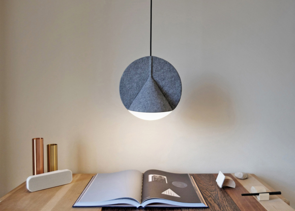 Stamp Pendant Lamp by Outofstock 4