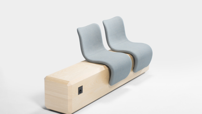 Ascent Modular Seat by Brad Ascalon