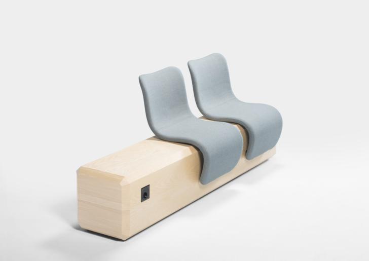 Ascent Modular Seat by Brad Ascalon
