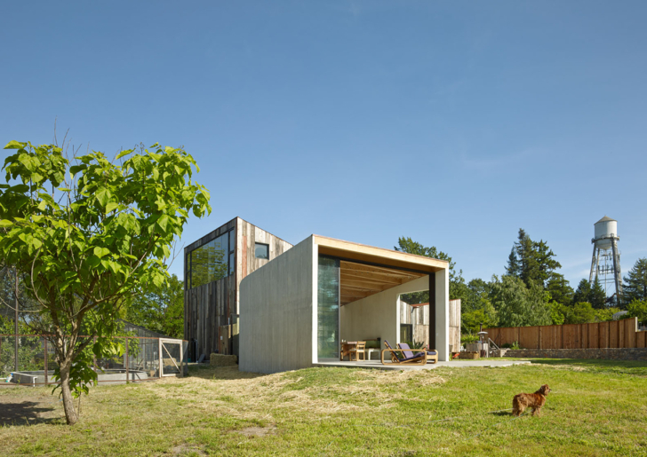Barn conversion ideas / Meier Rd by Barn Mork Ulnes