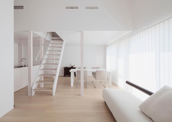 House in Sanno by Makoto Yamaguchi Design