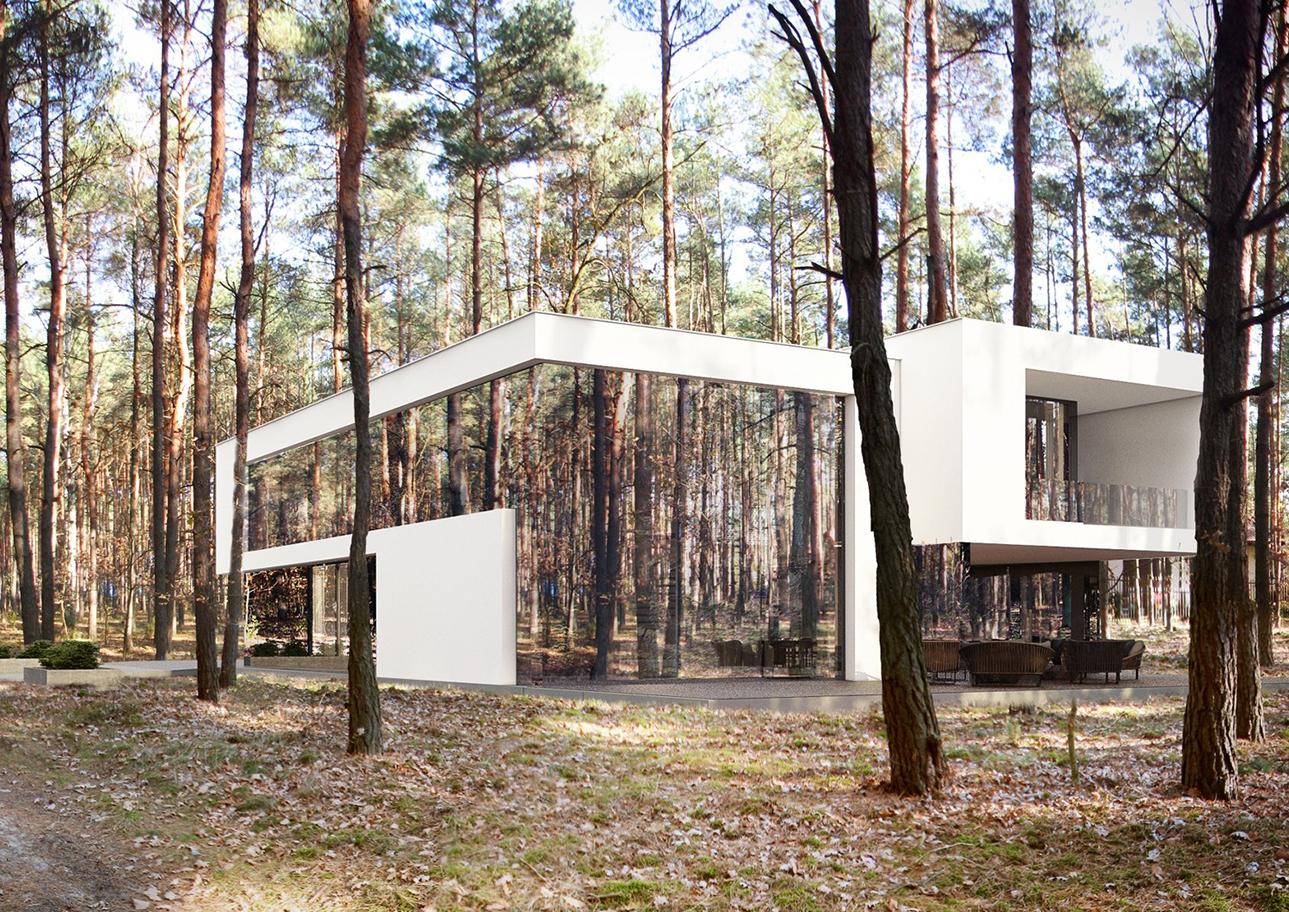 mirror house 2 by reform architekt ideasgn Farmhouse Renovation Inexpensive Ideas Farmhouse Interior Renovation Ideas