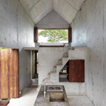 Retreat ideas / Casa Tiny by Aranza de Ariño