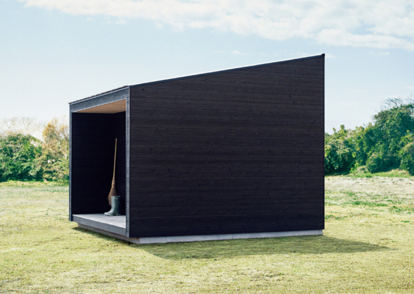 Tiny Prefab House ideas / MUJI Hut