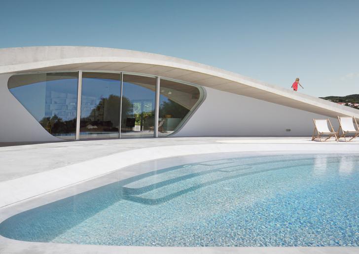 Villa Ypsilon by Lassa Architects