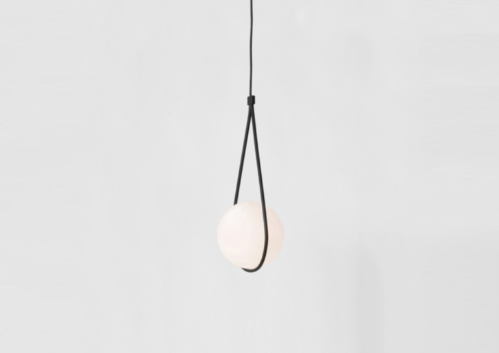 Corda Lamp by Guilherme Wentz